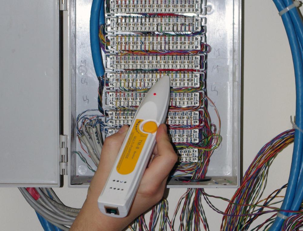 Прозвонка для кабелей